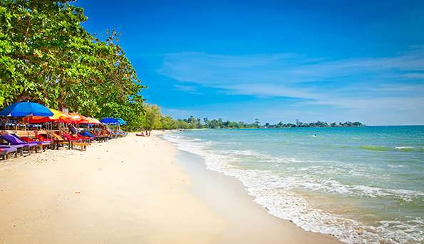 The Best Beaches on the Cambodian Islands