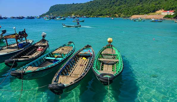 Beaches in Vietnam: Phu Quoc & Con Dao Islands