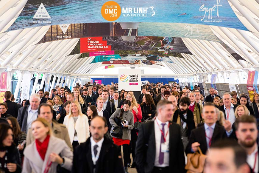 Announcement participation to WTM LONDON 2019